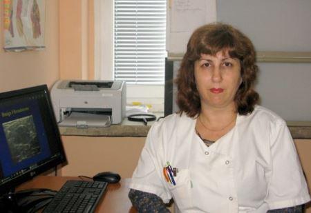 Д-р Здравка Станчева – Костова