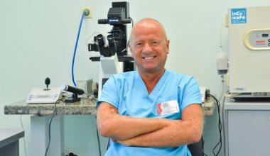 Главният ембриолог на Ин Витро Център Димитров е вече професор в БАН